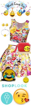 # World Emoji Day # Shoplook.com