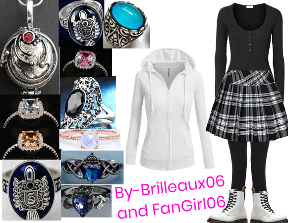 Vampire Diaries and The Originals Inspired Outfit