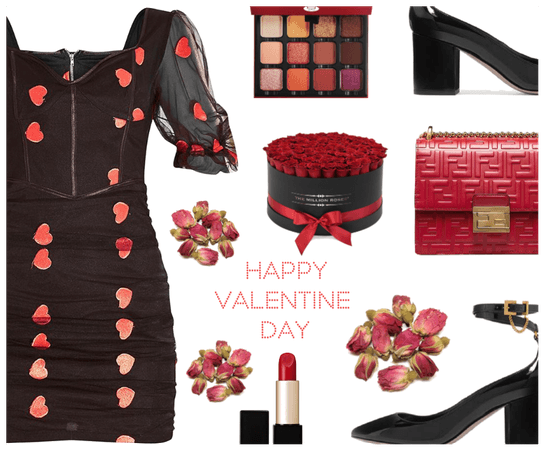 ♡ Valentine's Day Date Look #2 ♡