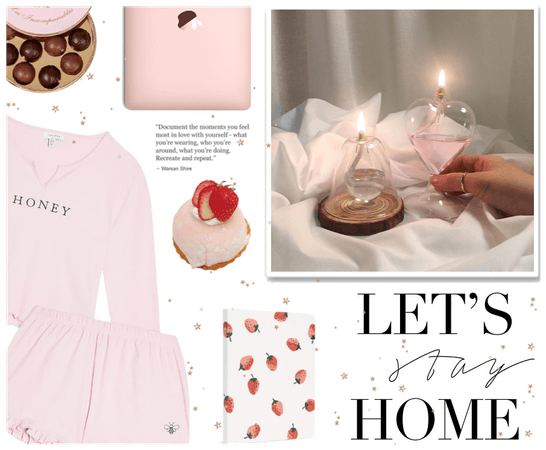 ♡ Stay Home Look #2 ♡