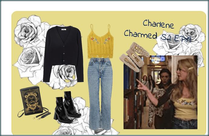 Charlene from Charmed