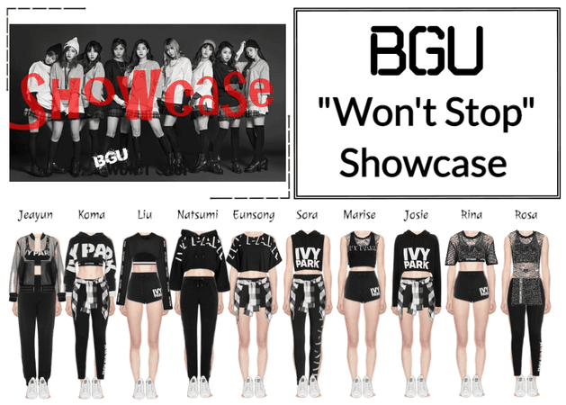 "BGU ""Won't Stop"" Showcase"