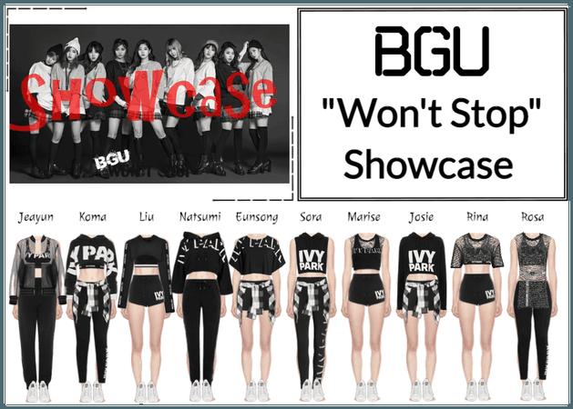 "BGU ""Won't Stop"" Showcase"