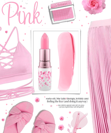 Pink, Pink, And More Pink