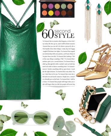 60 Second Style.       Challenge set