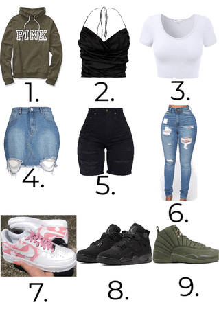 Choose your fit 🤗