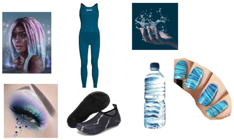 water element outfit