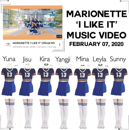 MARIONETTE (마리오네트) 'I LIKE IT' Official M/V