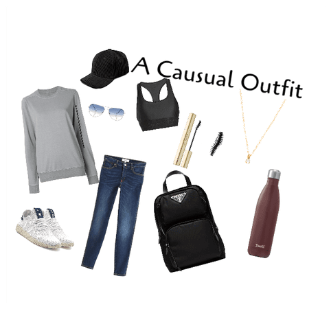 A casual Outfit