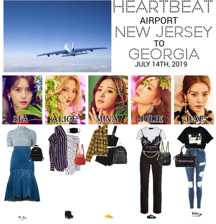 [HEARTBEAT] AIRPORT | NEW JERSEY TO GEORGIA