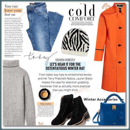 Winter Hat: Cold Comfort