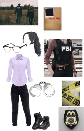 AU: FBI agent