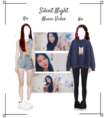 Silent Night MV