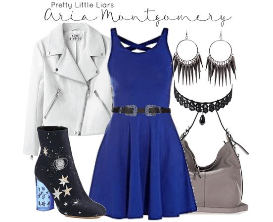 Aria Montgomery - Pretty Little Liars