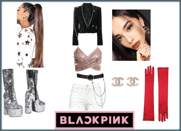 BLACKPINK 5th Member DDU  DU DDU DU MV Outfit