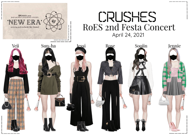 Crushes (호감) RoES 2nd Festa Concert