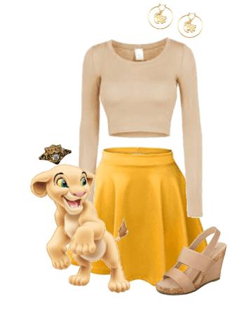 Nala - Disney's The Lion King