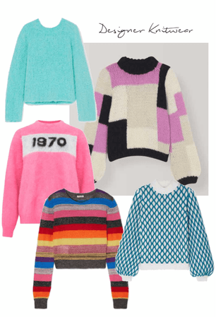 Designer Knitwear