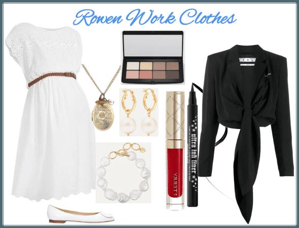 Rowen Work Clothes