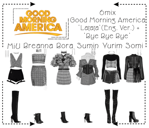 《6mix》Good Morning America
