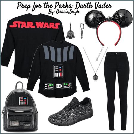 Prep for the Parks: Darth Vader