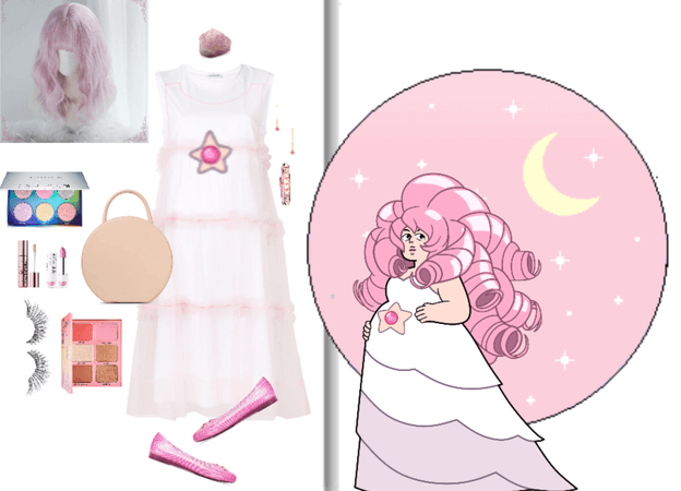 Rose Quartz-Steven Universe Inspired Costume