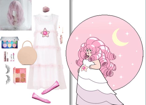 Rose Quartz-Steven Universe Inspired Costume