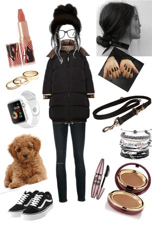doggie walk 🐶