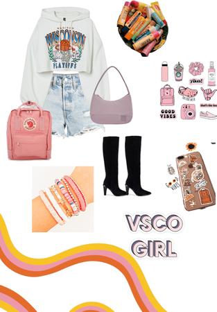 •VSCO GIRL•