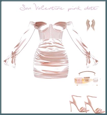San Valentine Pink Date