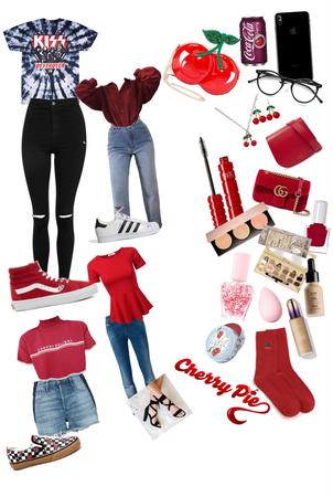 cherry cute🍒