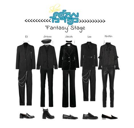 Zus//Music Core Fantasy Stage