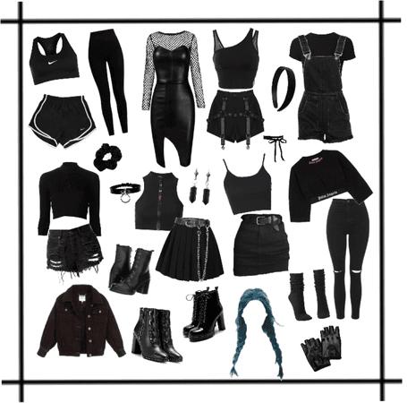 D (Outfit Version)
