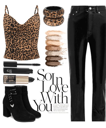 FALL TREND: Leopard and Leather