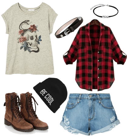 Casual Grunge