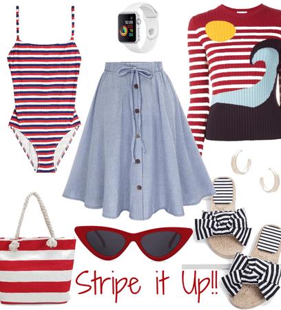 Stripe it Up!!