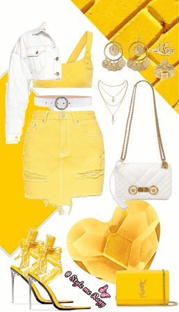 Never Mellow in Yellow