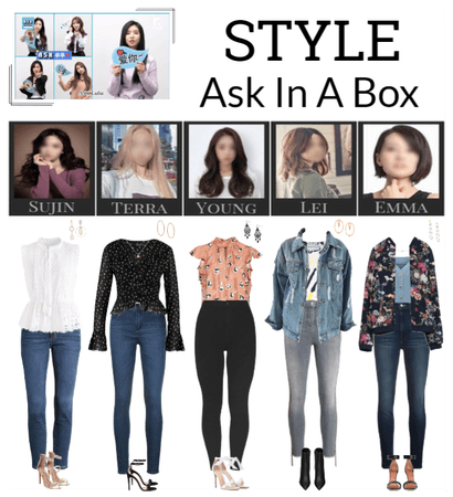 STYLE Ask In A Box