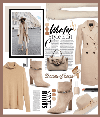 Shades of Beige