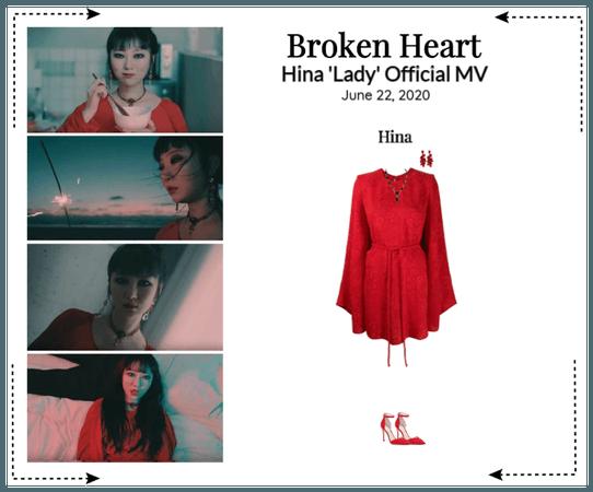 Broken Heart (상한 마음) Hina 'Lady' Official MV