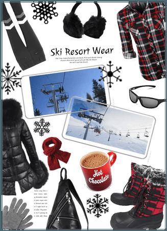 Ski Resort Wear