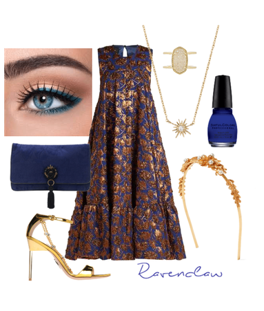Ravenclaw Formal Gown