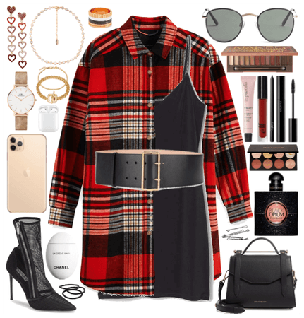 Plaid Overlaid