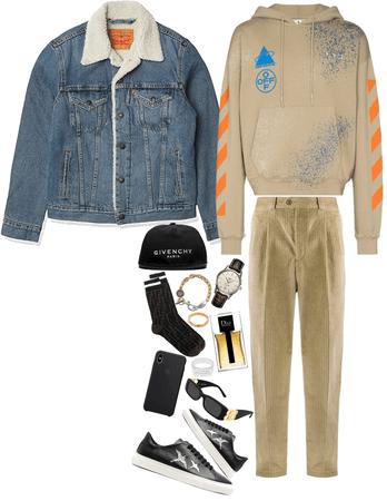 jean jacket vibez