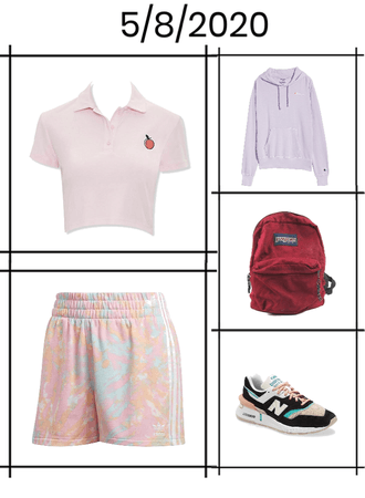 OUTFIT 5/8/2020