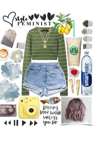style feminist