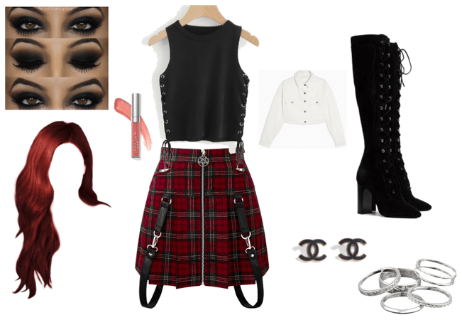 War of Hormone Outfit