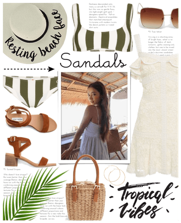 SUMMER 2020: Sandals Style