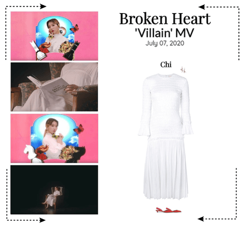 Broken Heart (상한 마음) 'Villain' MV