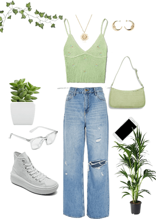 green vibes!
